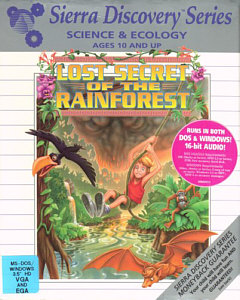 Eco Quest 2 Box Art