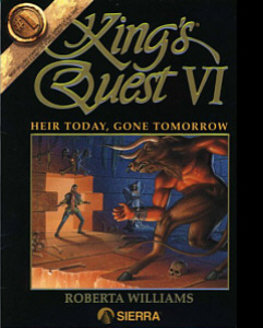King's Quest VI Box Art