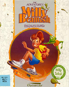 Willy Beamish Cover