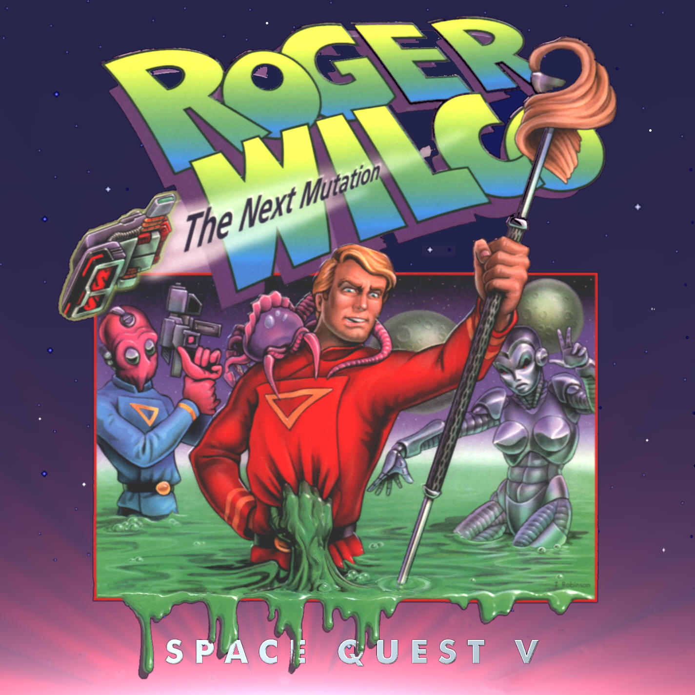 Space Quest V: Roger Wilco -The Next Mutation « The MIDI ...