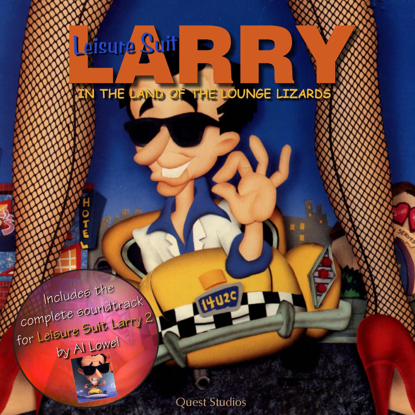 Leisure Suit Larry Online