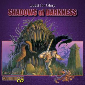 QFG4 CD Cover